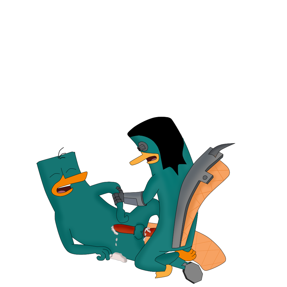 and platypus the doofenshmirtz perry dr. pregnant Shoujyo and the back alley