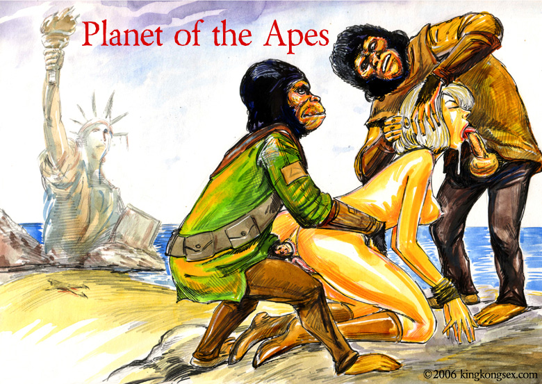 apes of planet xxx the Build her fuck her impregnate