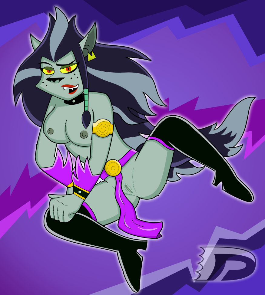 is there doki nabi she Ben 10 alien force sex