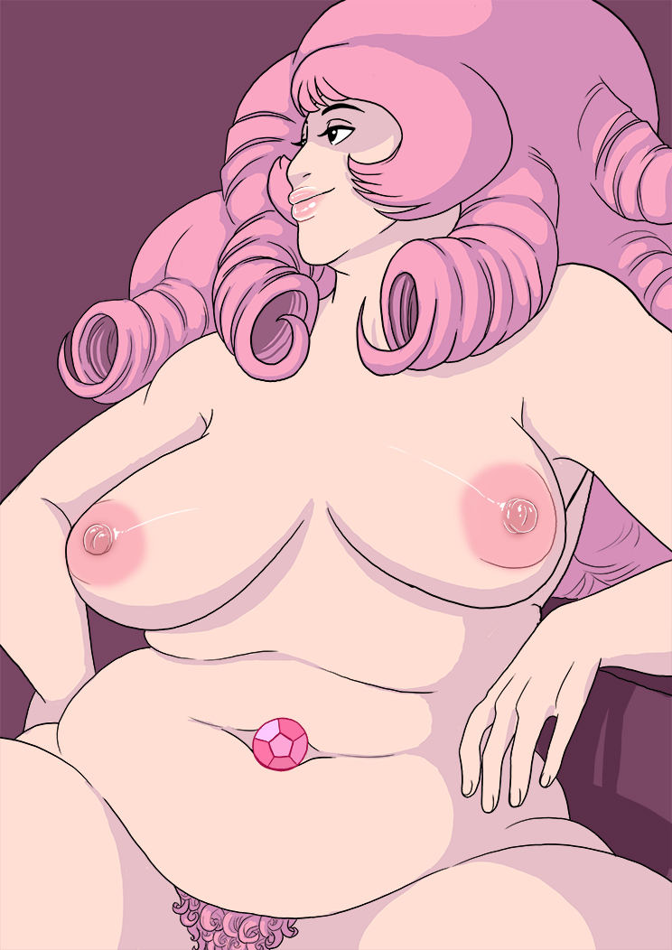 fusion greg and rose quartz Lunette from the big comfy couch