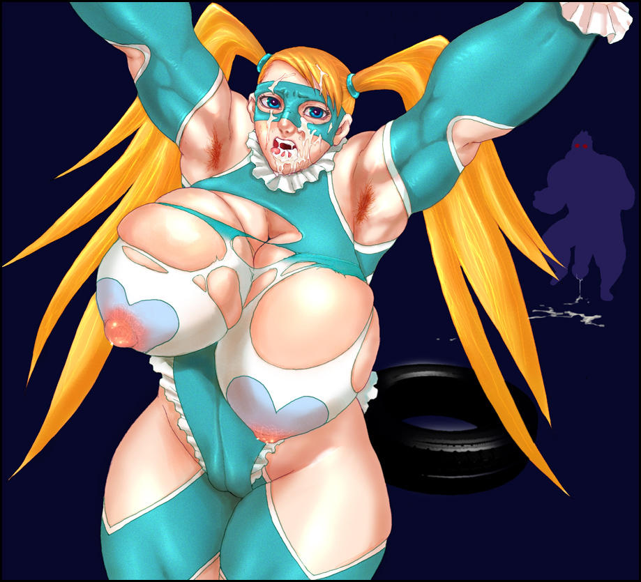 street mika fighter rainbow v Gwen from ben 10 naked