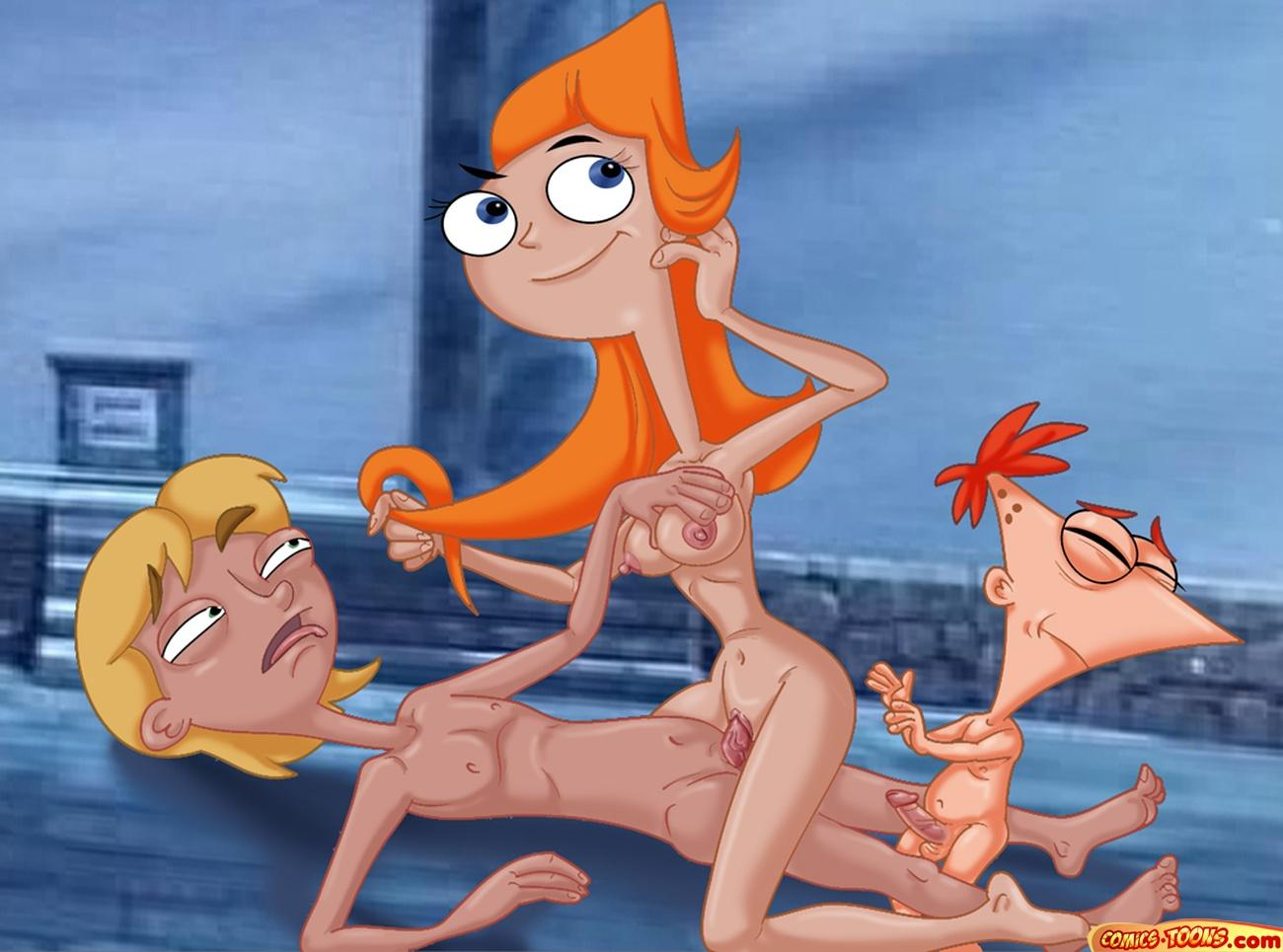 xxx candace and phineas ferb Heroes of the storm barbarian