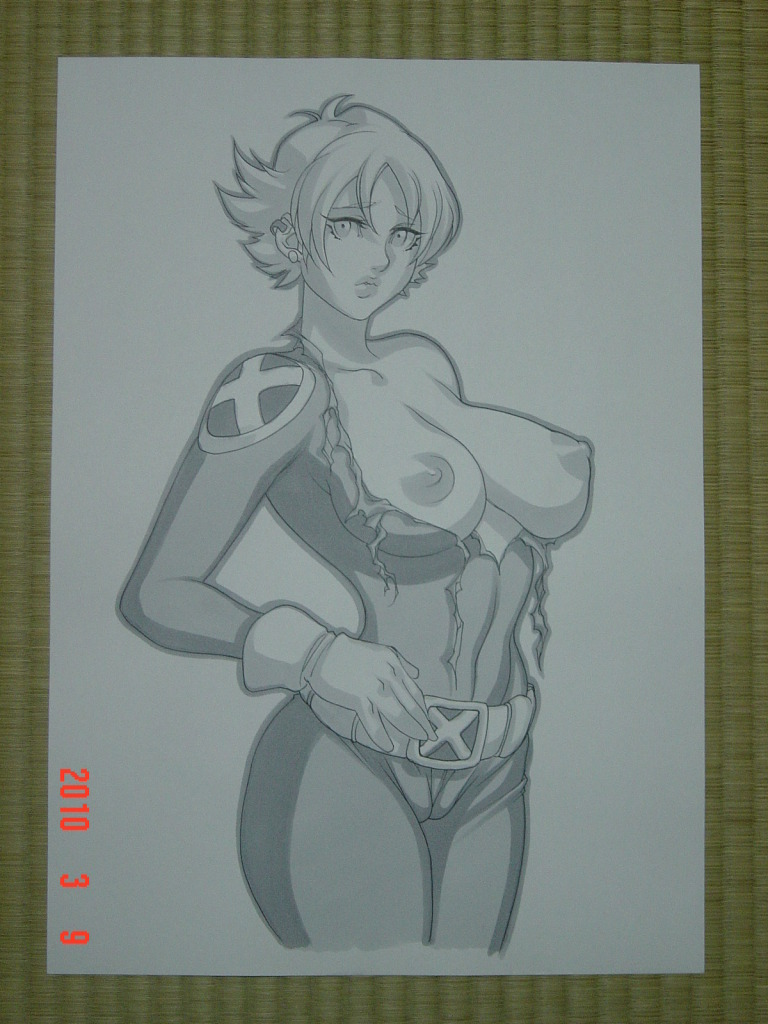 x-men boom-boom Trials in tainted space gianna