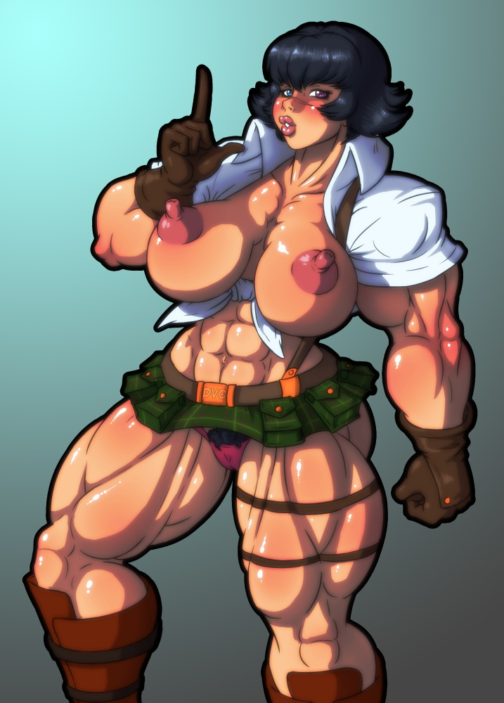 cry) lady may (devil Street fighter 5 porn pics
