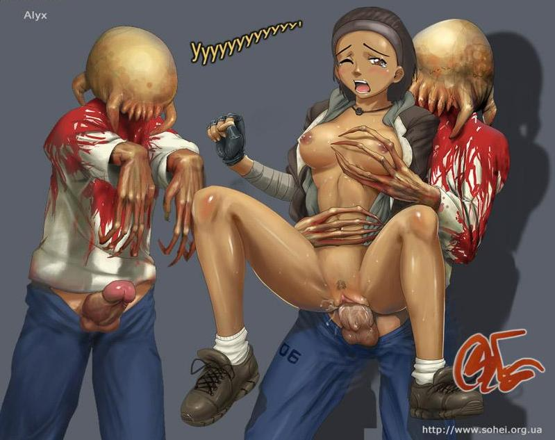 zombie a is this sera Tentacle h*****