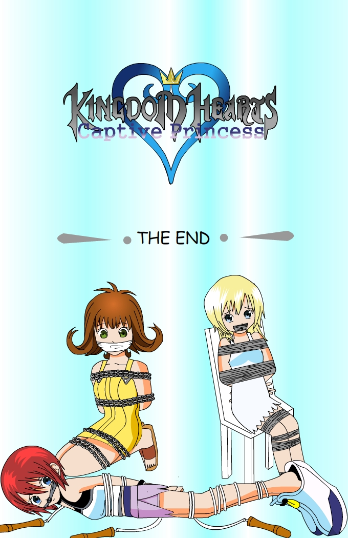 3 hearts kingdom and kairi fanfiction sora Trials in tainted space sylvie