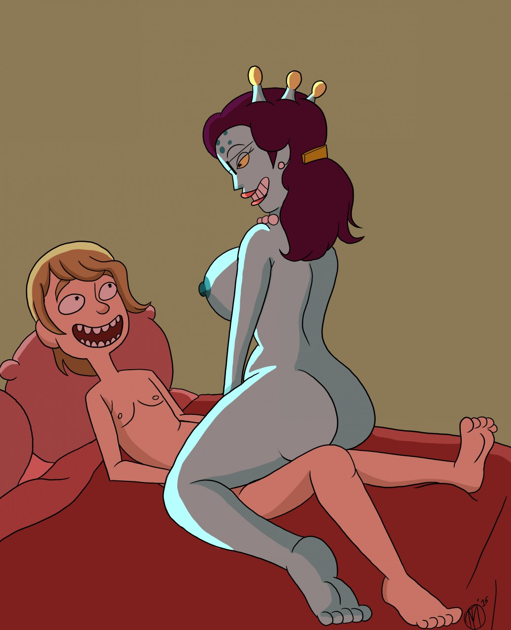 and rick pancakes mrs morty Star and marco fanfiction lemon