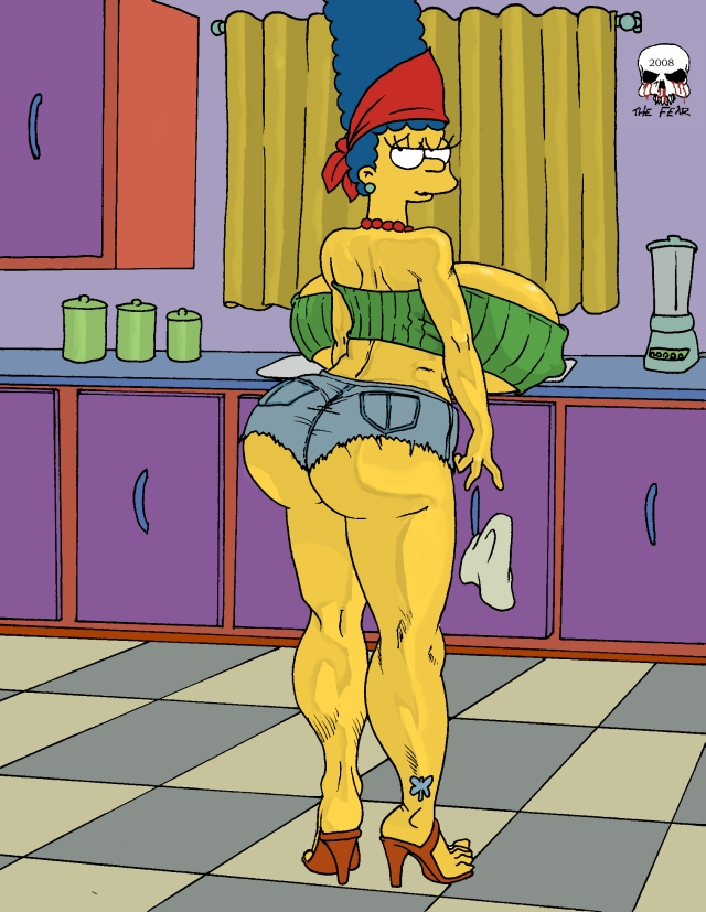simpson boobs with marge big Dragon quest heroes nude mod