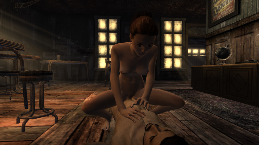 fallout mod deathclaw sex 4 Eat shit asshole fall off your horse