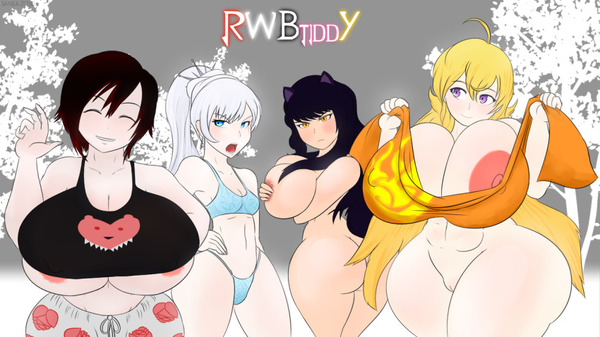 is fanfiction a rwby grimm ruby Sparrow all the way through hentai