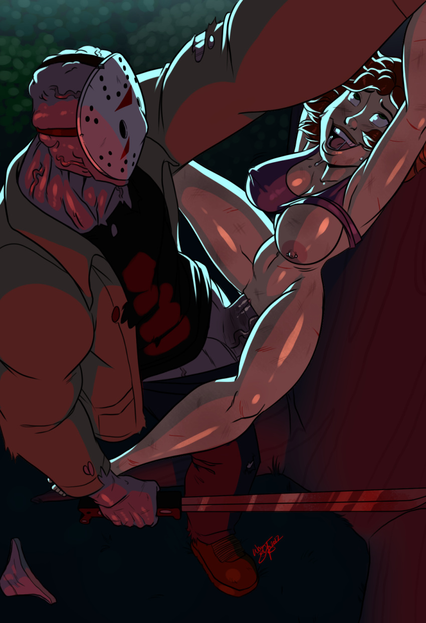 jason the porn 13th friday How to lewd the dragons
