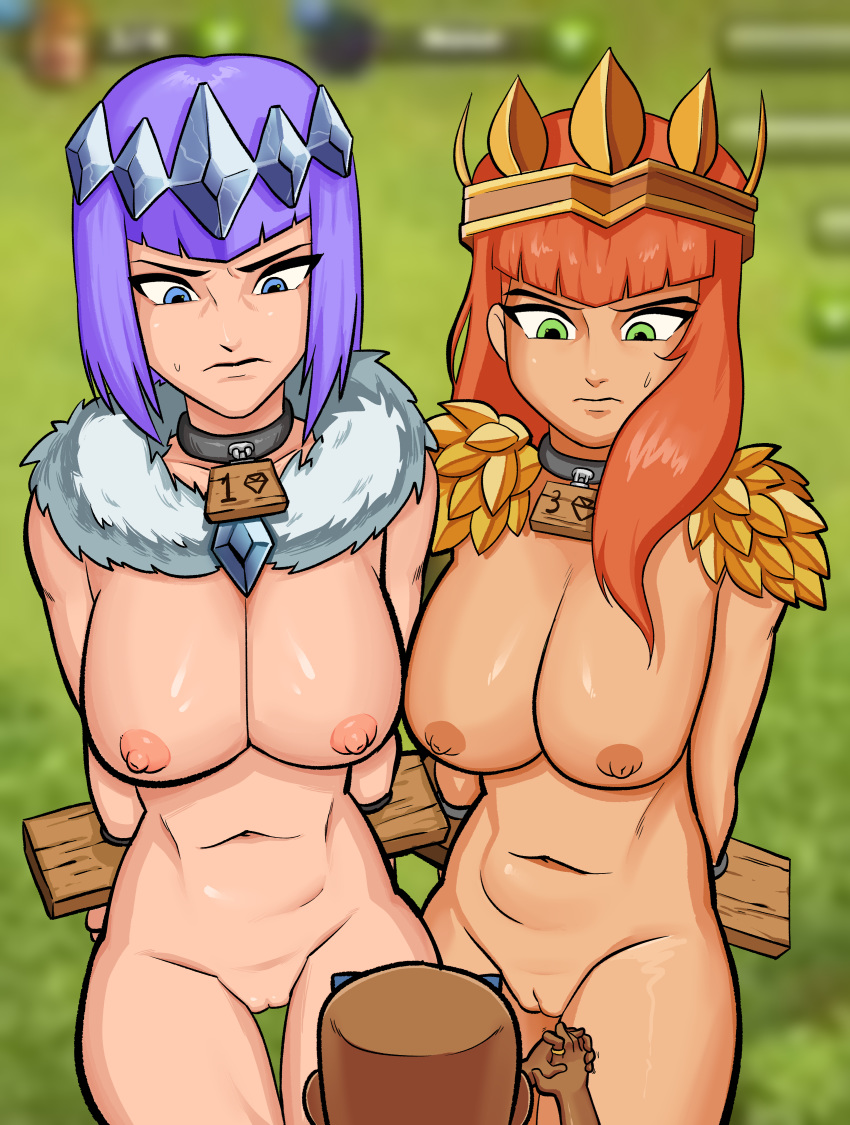 of naked clash archer clans Var attre villa how to get in