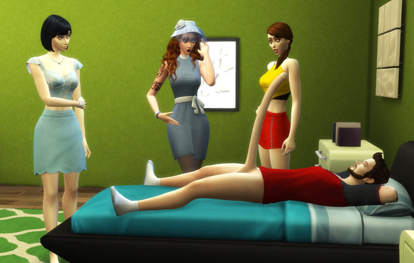 the sims nude clothes 4 Kat dmc devil may cry