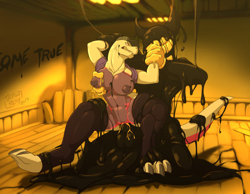the quest machine the bendy ink for How not to summon a demon lord sex